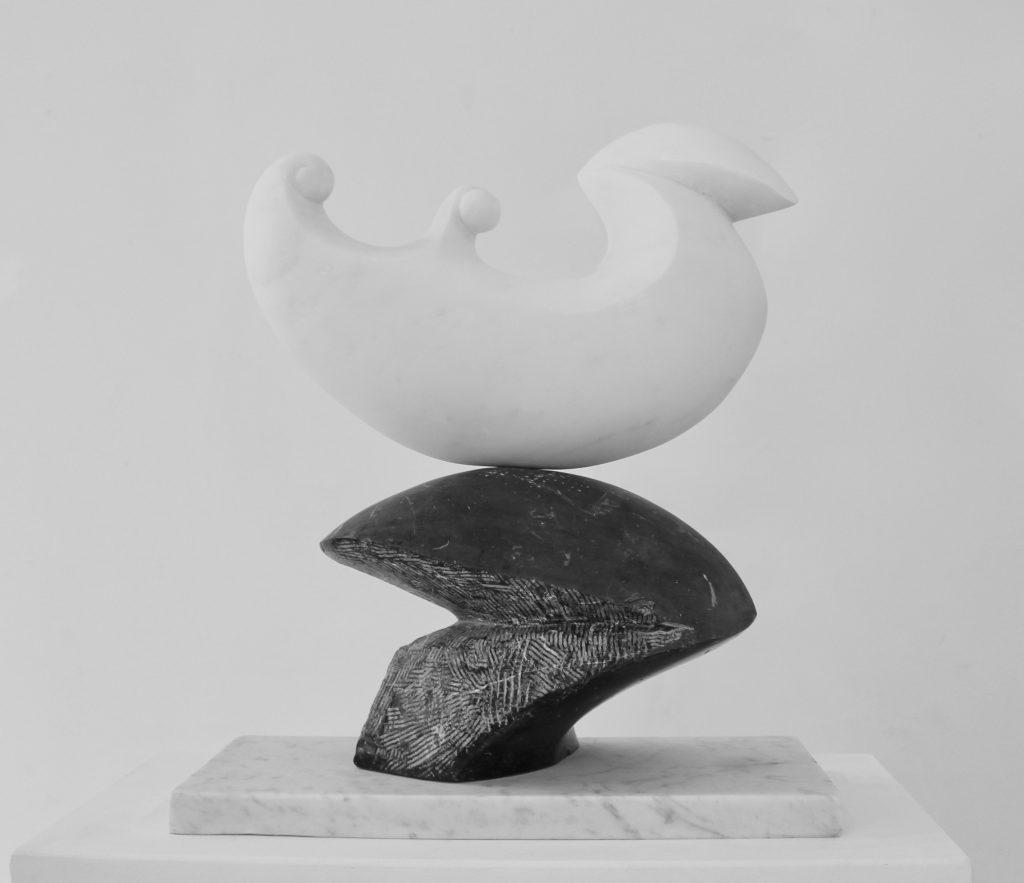 Marble sculpture, Carrara Marble, White Marble, Black Marble