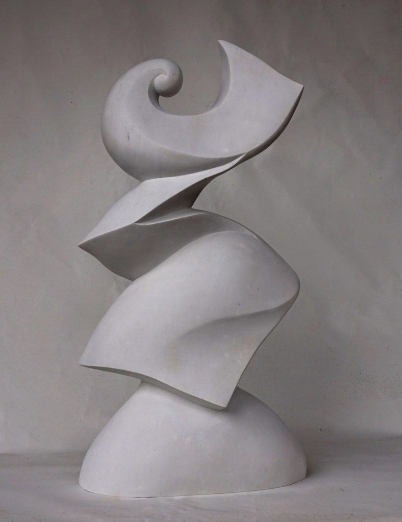 marble sculpture, Carrara marble, white marble, sculpture