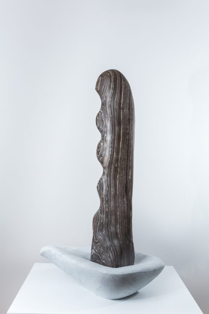Sculpture, statuario marble, art, exhibiton, art exhibition melbourne, art collector, art gallery melbourne, White Carrara Marble