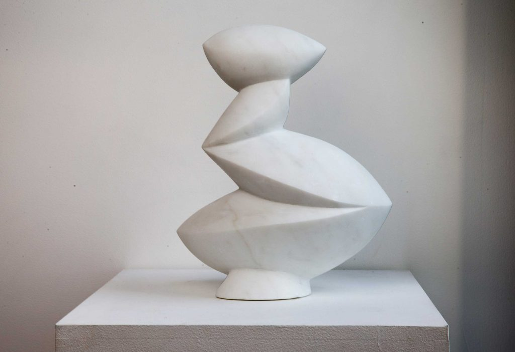 marble sculpture, white marble, statuario marble, art collector, hand carving, marble, art, sculpture, exhibition