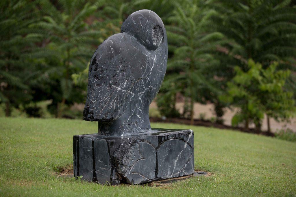art collector, Large Sculpture, garden sculpture, outdoor, Byron Bay garden,